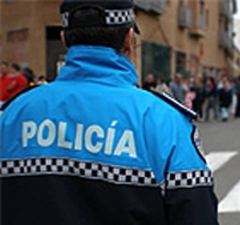 Policía local. (Foto: www.interbenavente.es)