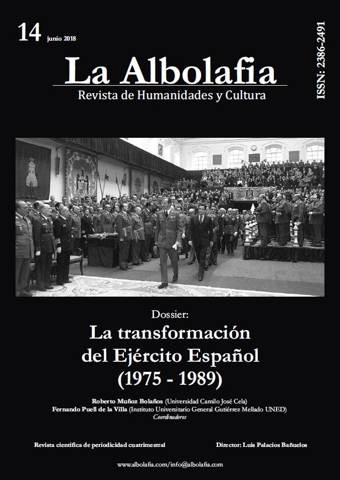 La Albolafia Nº 14: La transformación del Ejército Español (1975-1989)