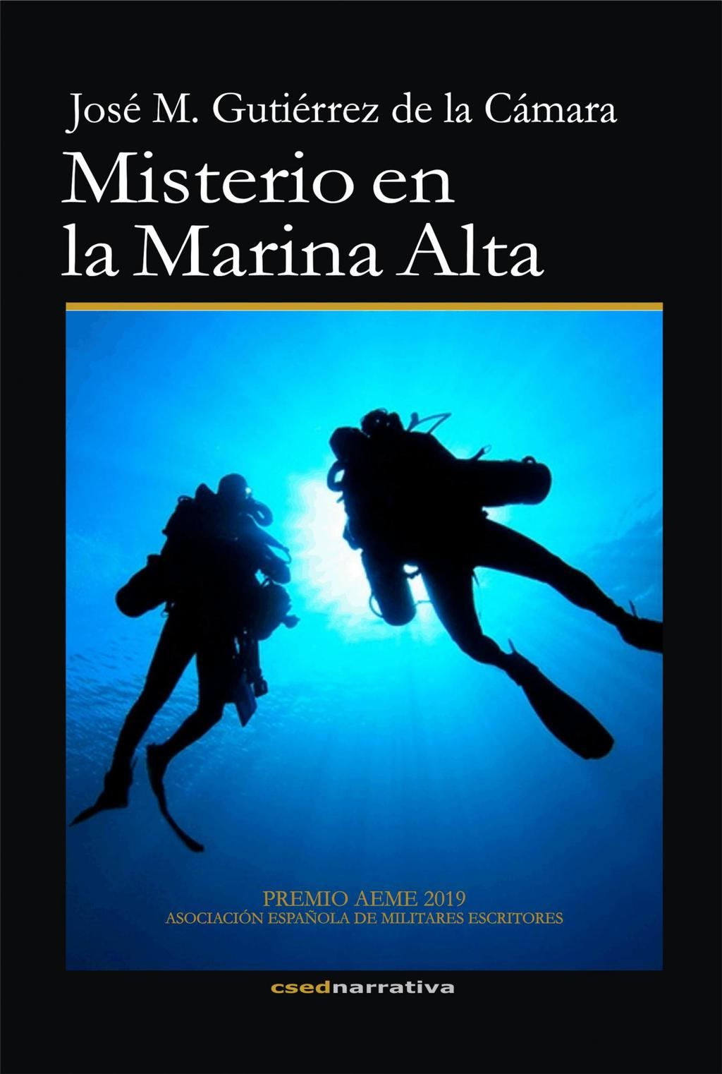 Misterio en la Marina Alta, de José M. Gutiérrez de la Cámara