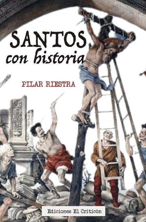 Santos con historia, de Pilar Riestra