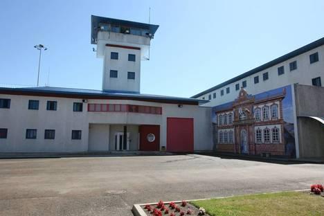 Prisión A Lama de Pontevedra. (Foto: Óscar Corral, elpais.com)