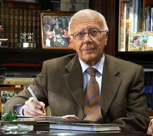 El historiador Fernando Álvarez Balbuena