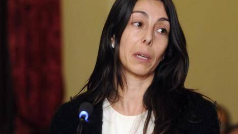 Raquel Gago Rodríguez (Foto: La Vanguardia)