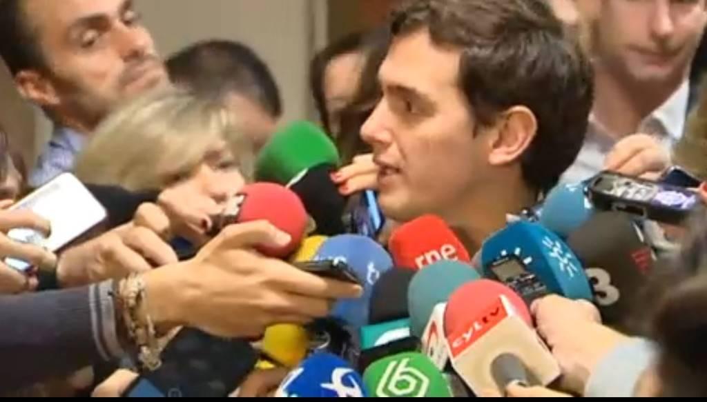 Albert Rivera en el laberinto ideológico español