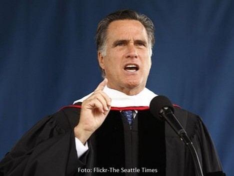 El suicicio político de Mitt Romney