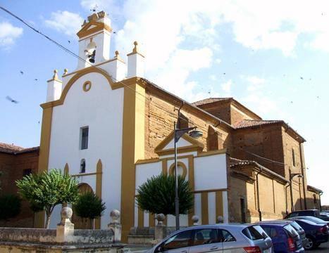 Iglesia de San Juan de Sahagún, en Sahagún