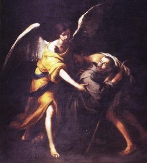 'San Juan de Dios', de Murillo. (Museo del Prado, Madrid)