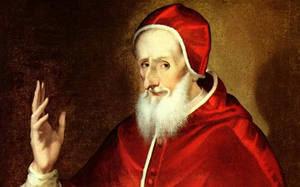 San Pío V.
