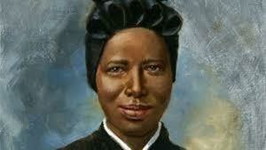 Santa Josefina Bakhita, patrona de la trata de mujeres y de Sudán. (Foto: https://www.religiondigital.org/)