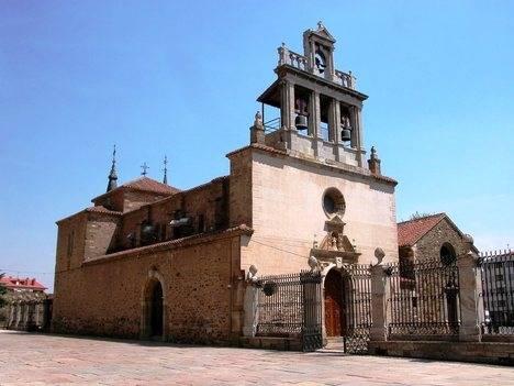 Iglesia de Santa Marta (Astorga, León)