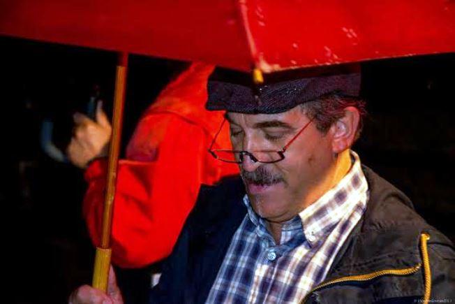 Toño Morala, por Vicente García