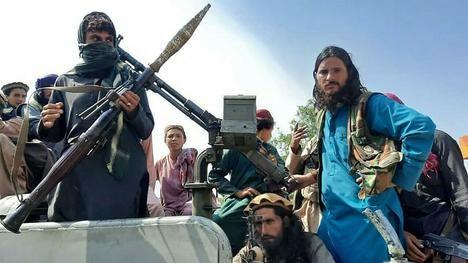 Los Talibanes regresan al poder en Afganistán veinte años después. (Foto: https://www.france24.com / © AFP)