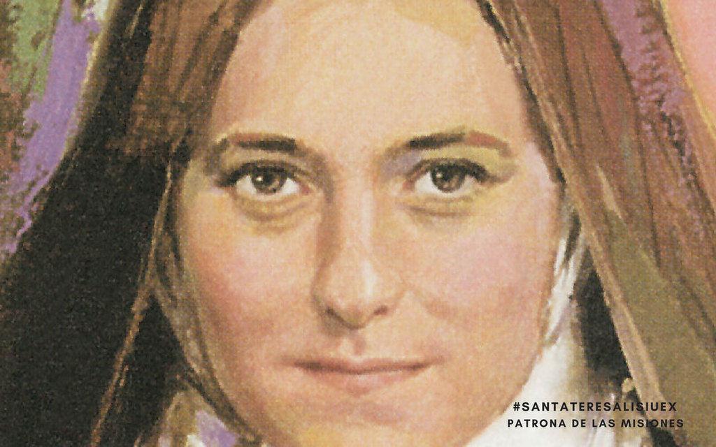 Santa Teresa de Lisieux. (www.omp.es)