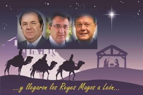 Herrera, Martínez Majo y Silván, reyes de nuestras instituciones