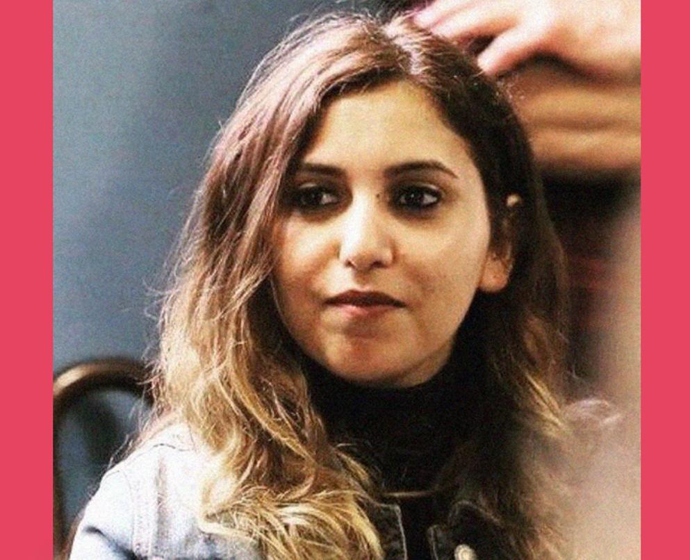 La divina Dina Bousselham. (Foto: www.laultimahora.es)