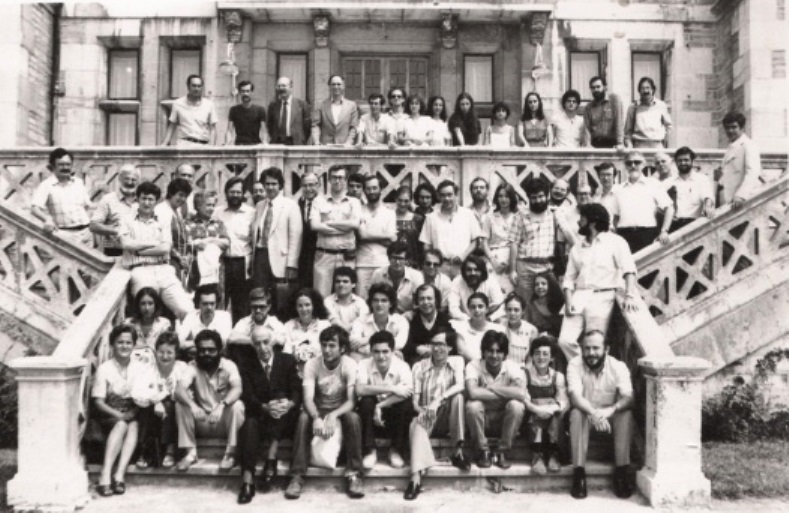 UIMP (Universidad Internacional Menéndez Pelayo), Santander, 1982