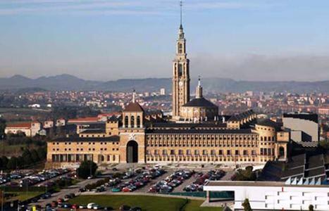 La Universidad Laboral de Gijón. (Foto: http://www.laboralciudaddelacultura.com/es/)