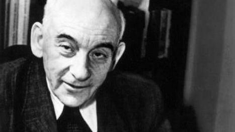 Victor Klemperer (1881-1960), autor de 'LTI. La lengua del III Reich'.