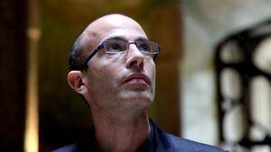 El escritor judío Yuval Noah Harari. (Foto: Radio JAI).