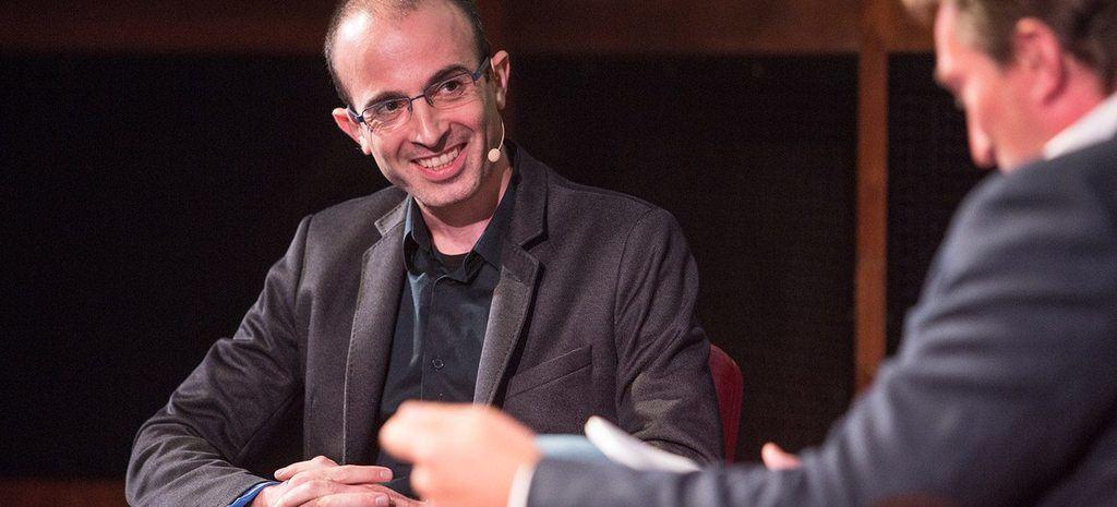 Yuval Noah Harari, autor de '21 lecciones para el siglo XXI'. (Foto: https://www.ynharari.com/es/)