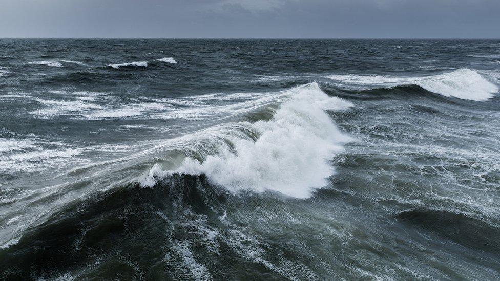 Las corrientes marinas como factor regulador del clima. (Foto: http://www.t13.cl/)