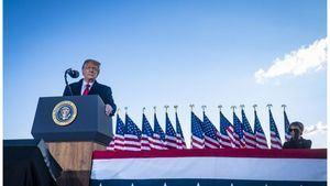 El expresidente norteamericano Donald Trump. (Foto: www.bbc.com / Getty Images).