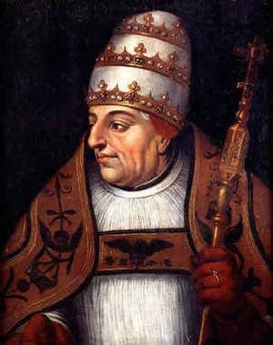 El Papa Alejandro VI (1492-1503)