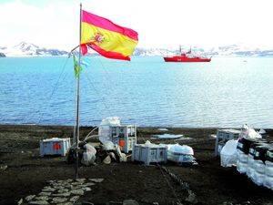 Foto: Ministerio de Defensa de España, CSIC