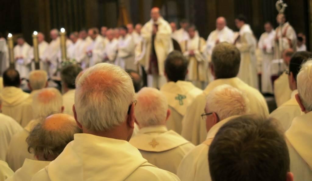 Trobada de capellans de Catalunya a Vic el 2016  (Catalunya Religió)