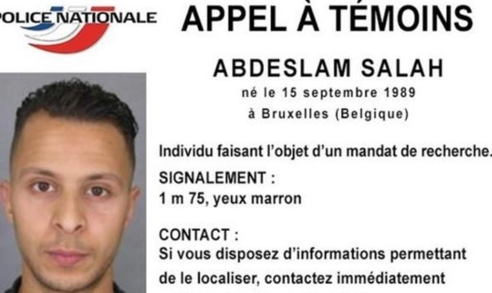 La Policía francesa busca a un terrorista huído