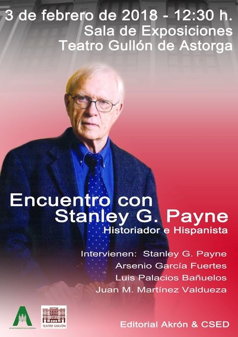 Homenaje a Stanley G. Payne y coloquio