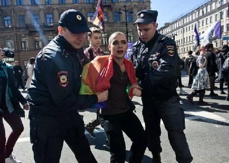 Represión de los homosexuales en Chechenia (http://www.taringa.net)