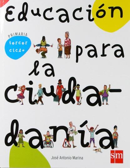 Libro de texto de Educación para la Ciudadanía de Primaria