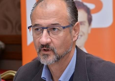 Luis Fuentes, en Ponferrada