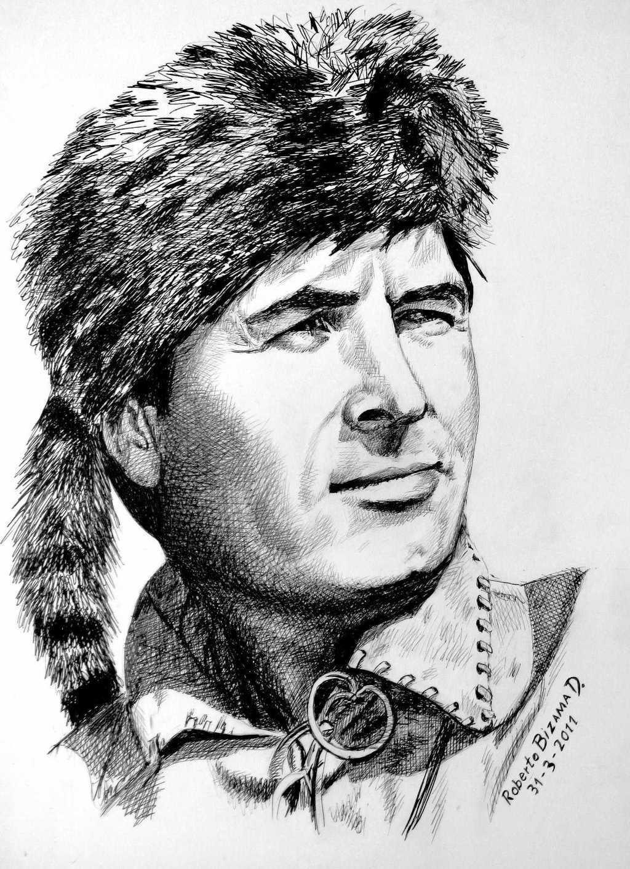Daniel Boone, de origen británico y nacionalidad esoañola... (Ilustración https://almapawprint.com/)