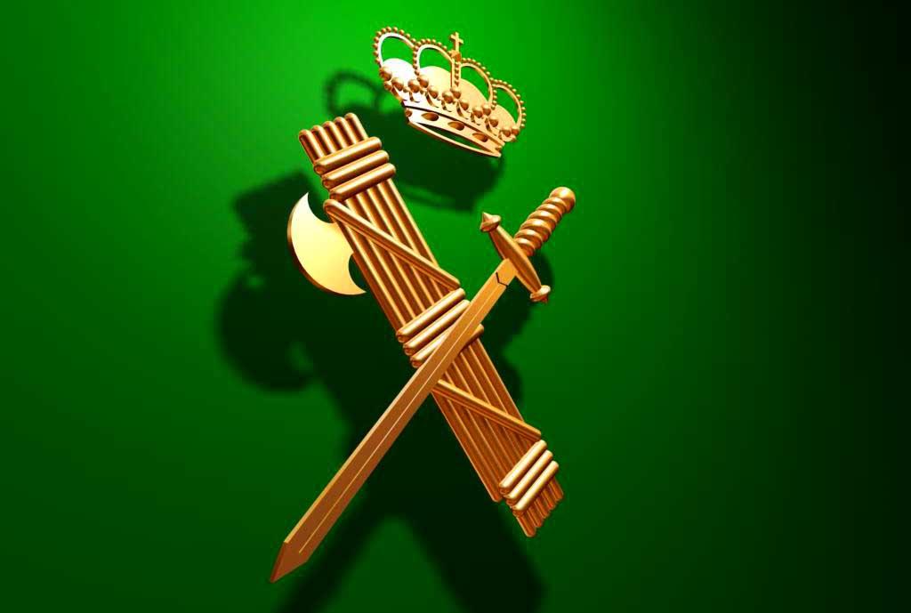 Emblema de la Guardia Civil. (Imagen: Confilegal)