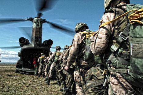 (Foto: Ministerio de Defensa de España)