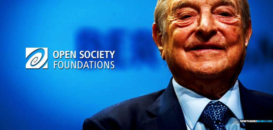 (...) Sin embargo, curiosamente, Estados Unidos y España compartimos hoy un denominador común en el centro de sendas crisis políticas: las misteriosas actividades de George Soros (...) (El autor)