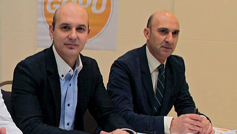 Sadat Maraña y Juan Carlos Fernández
