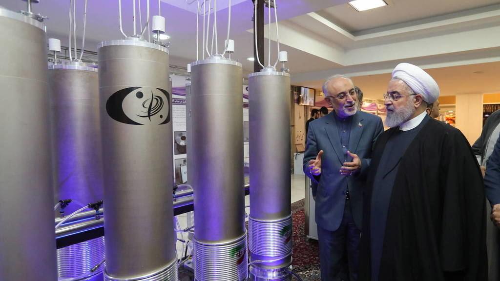 Hassan Rohaní, presidente iraní.  (El Confidencial / Reuters)