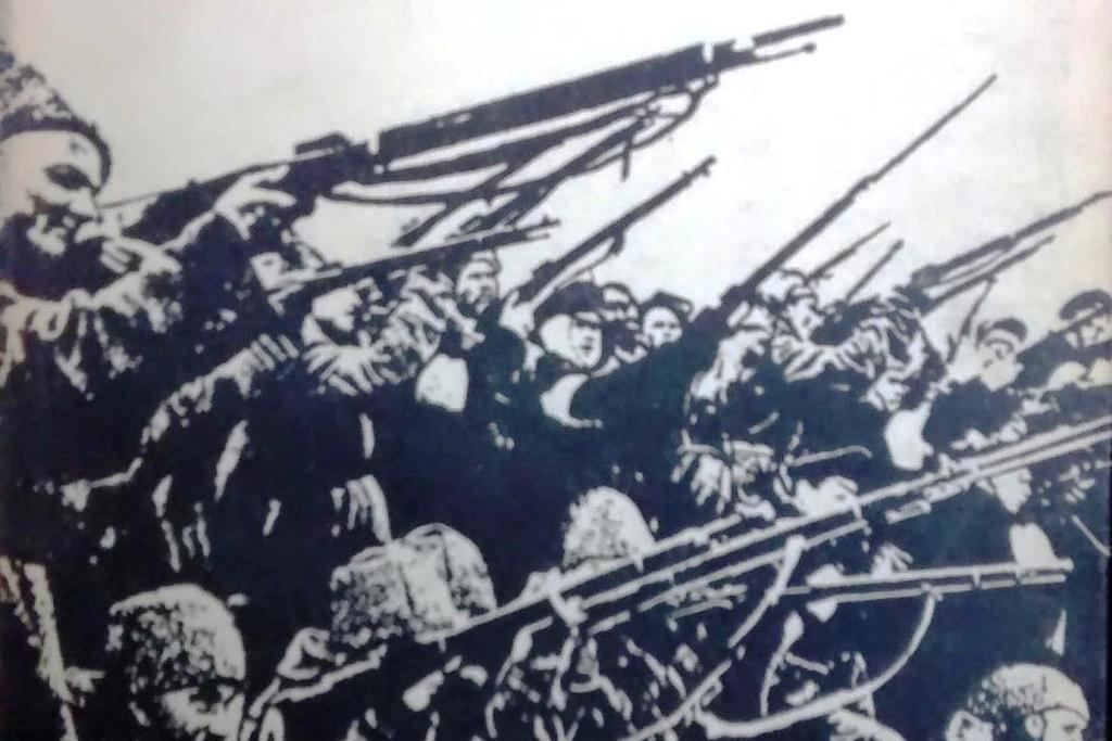 '10 días que sacudieron al mundo', obra de John Reed, testigo de la Revolución Rusa
