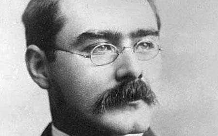 La BNE reúne obras de Rudyard Kipling