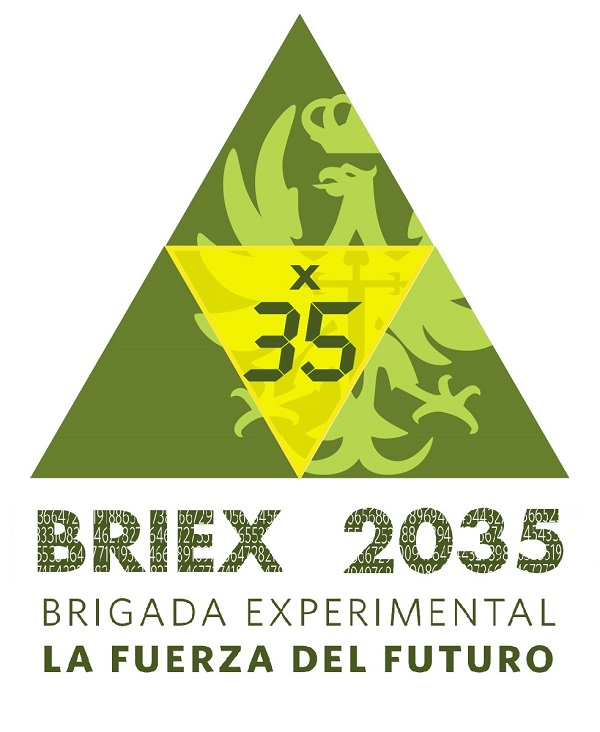 Logo de la BRIEX-2015. (Ministerio de Defensa de España).