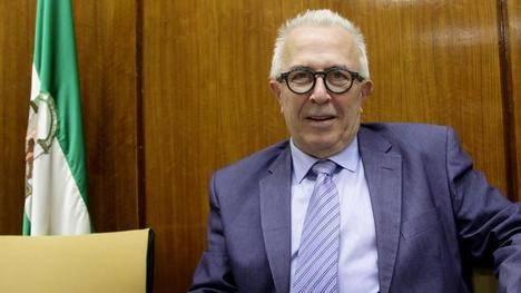 José Sánchez Maldonado, consejero de Empleo de la Junta de Andalucía