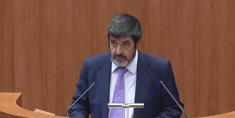 Manuel Mitadiel, procurador por León en las Cortes de CyL