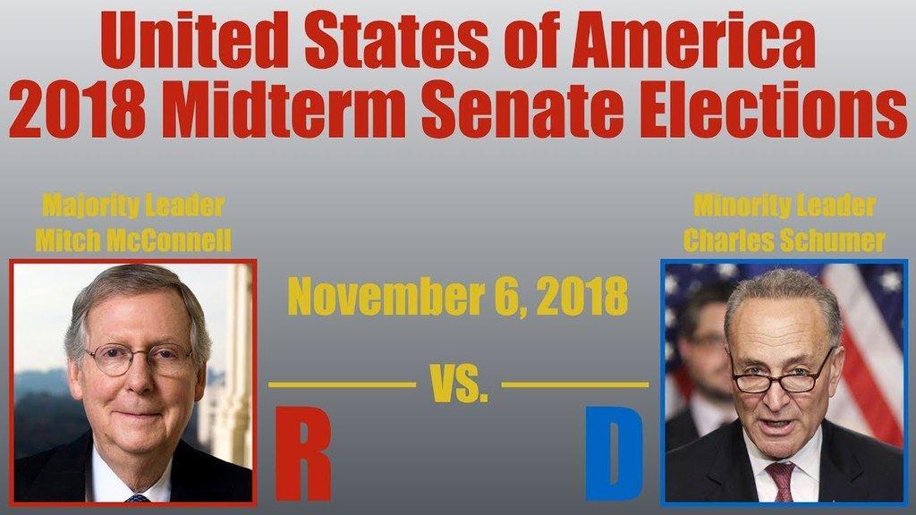 Elecciones Intermedias USA-2018