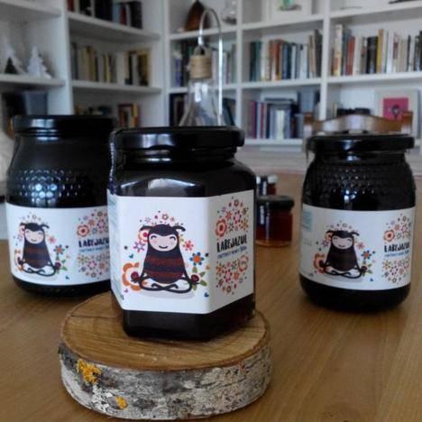 LABEJAZUL, la miel berciana ganadora 2016