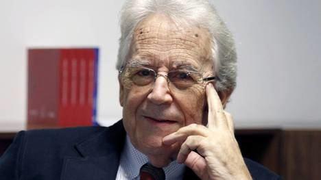 Muere el historiador Santos Juliá. (Foto: El Confidencial)