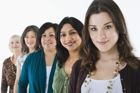 Activistas pro derechos de las mujeres. Foto: http://acustiknoticias.com/