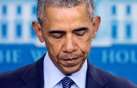 Obama, durante su discurso tras el atentado de Orlando